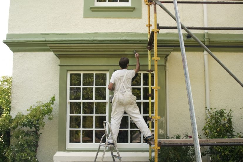 An Exterior House Painter in Your Area Can Give Your Home a Much Needed New Look