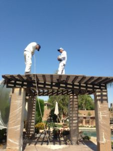 Unlike a Lot of Handymen, Professional Painters Will Paint Anywhere | 866-802-0640