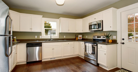 Professional Cabinet Painting | 866-802-0640 | iPaint Homes
