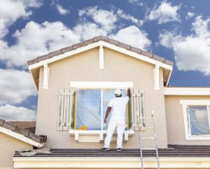A professional house painter can paint any home easily | 866-802-0640