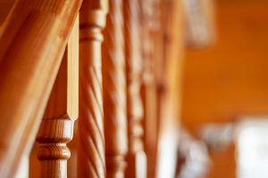 A professional painting contractor in Mesa can help paint your banisters in your home | 480-232-5474